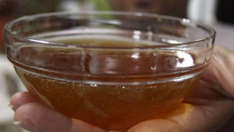 Medaus ir ramunėlių nuoviras